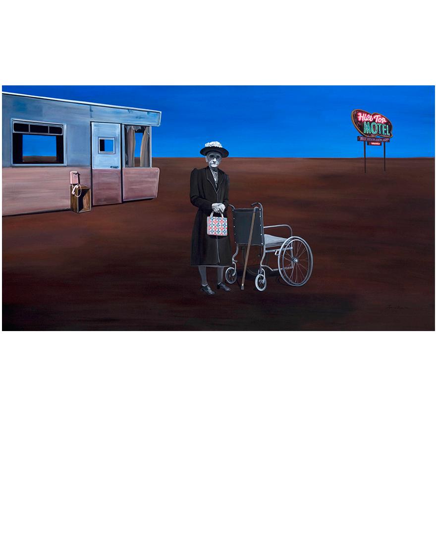 Mionland, Tina Mion art