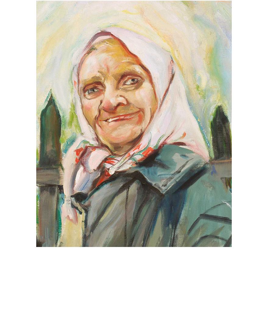 Nuns and Babushkas (Detail), Tina Mion art