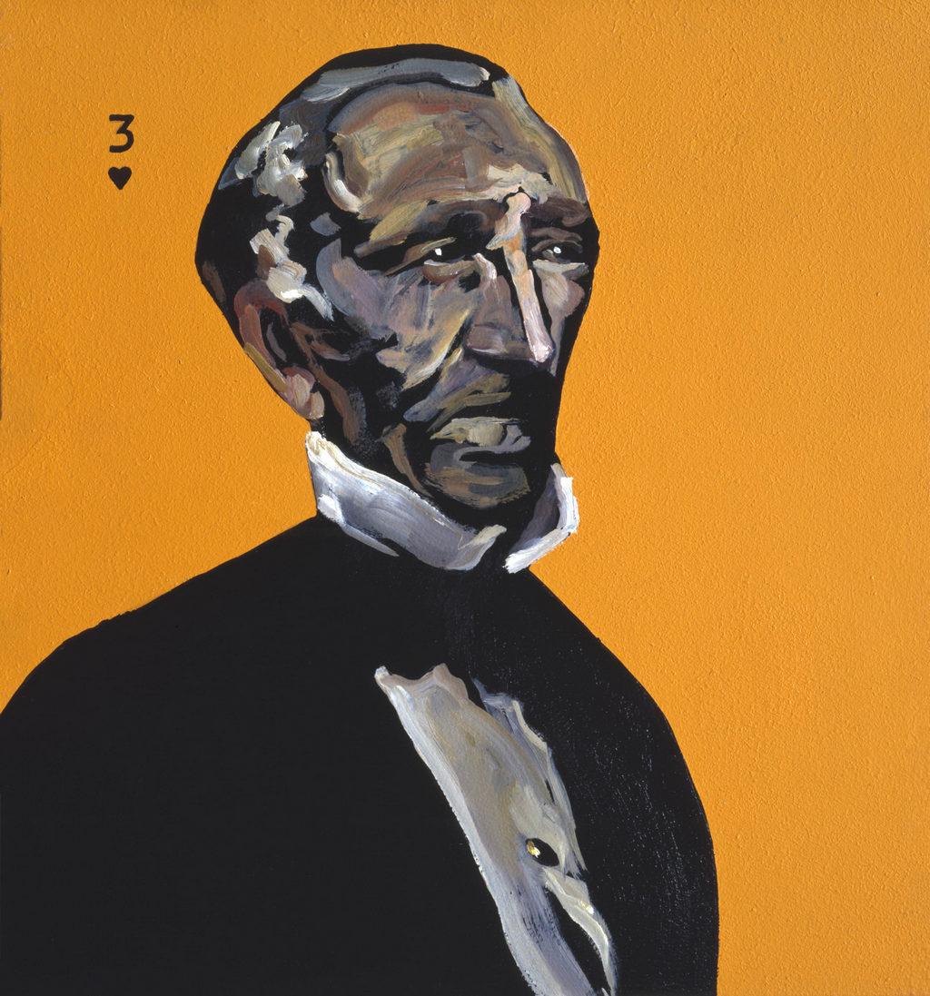 John Tyler art tina mion painting
