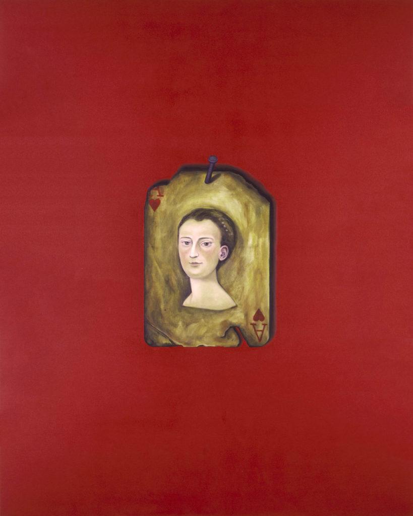 Martha Washington art tina mion painting