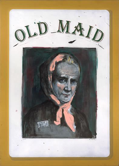 James Buchanan painting Tina Mion art