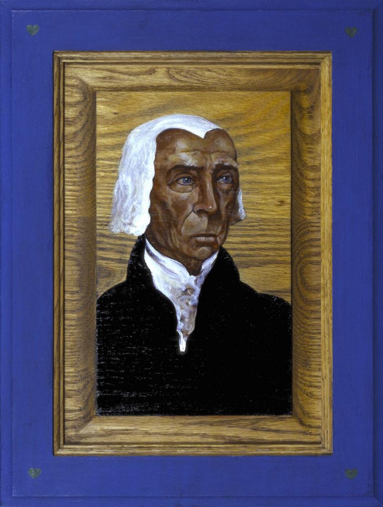 James Madison art tina mion painting
