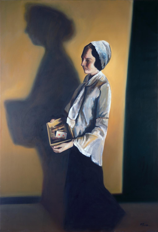 Jane Pierce art tina mion painting