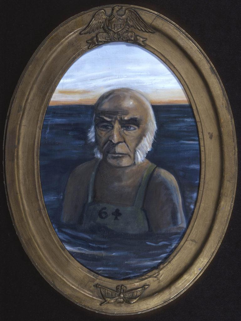 John Quincy Adams art tina mion painting